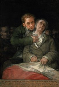 Picture by Goya
